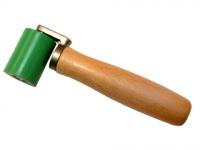 Прикаточный ролик силиконовый 40 мм на шарикоподшипнике